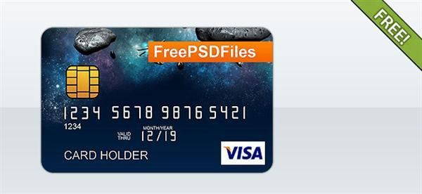 40+ Free Credit Card Mockup PSD Templates - TechClient