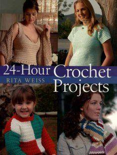 Maggie's Crochet · 24-Hour Crochet Projects