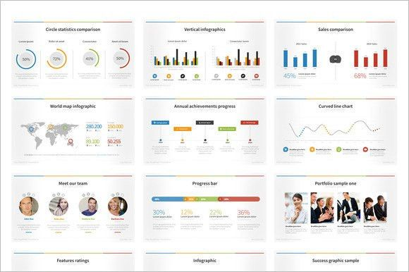 PowerPoint Chart Template – 8+ Free Word, Excel, PDF, PPT Format ...