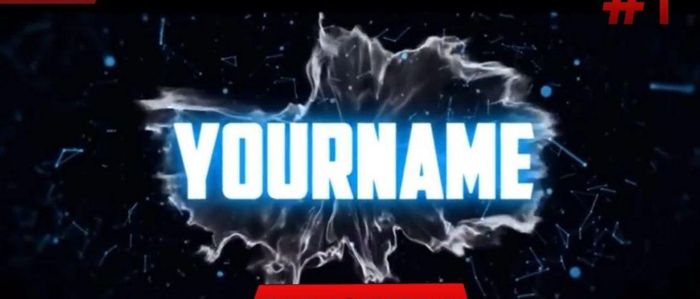 Top 10 Intro Templates #1 Sony Vegas Pro (Easy editable intro ...