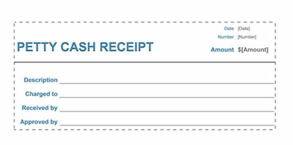 Cash Receipt Template | Microsoft Word Templates