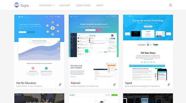 13 Places To Find Landing Page Design Inspiration in 2017