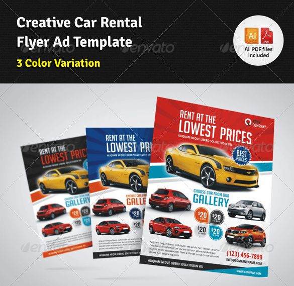 Car Sale Ad Template. auto sales flyer templates marketing ideas ...