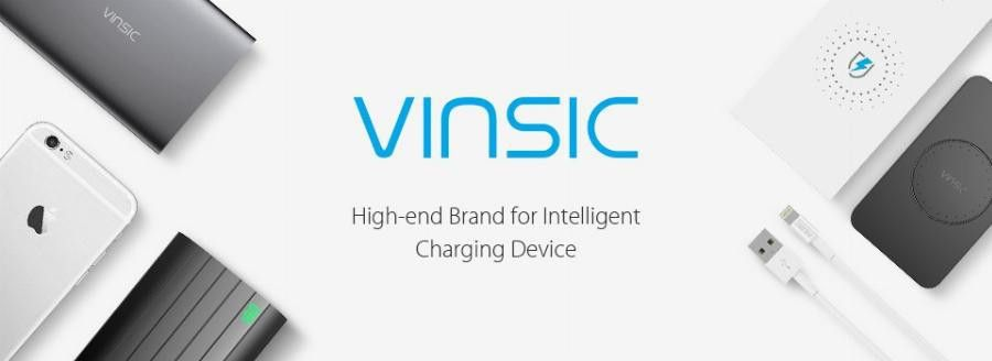 Vinsic Baby Whale 10050Mah Power Bank External Battery Charger ...