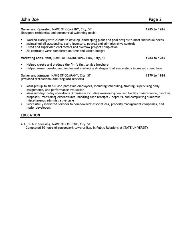 resume b tech. accounting technician resume objective ...