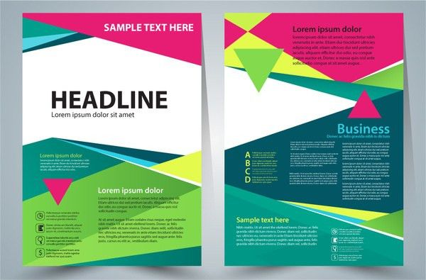 Promotion flyer template free vector download (14,057 Free vector ...