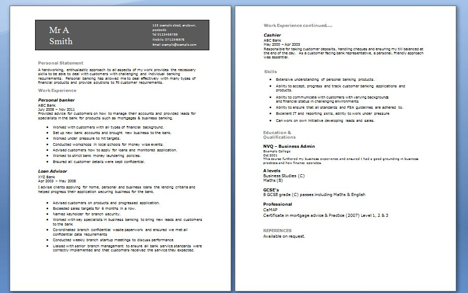 How To Write A Great Resume 2 Sweet How To Write A Great Resume ...