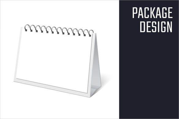 39+ Blank Calendar Template | Free & Premium Templates