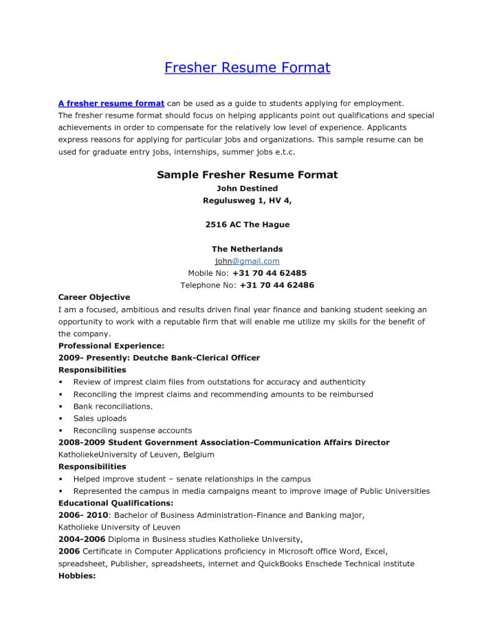 Cover Letter For Fresher Resume Pdf. physical therapist resume pt ...
