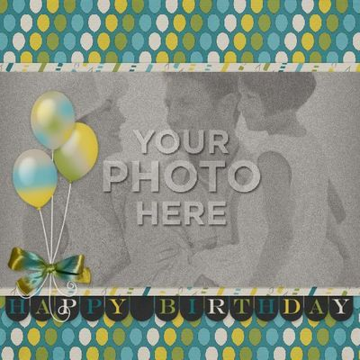 Digital Scrapbooking Kits | More Birthday Wishes Template-(LinJane ...
