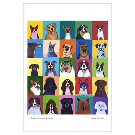 Dog Posters | Dog Prints & Poster Designs