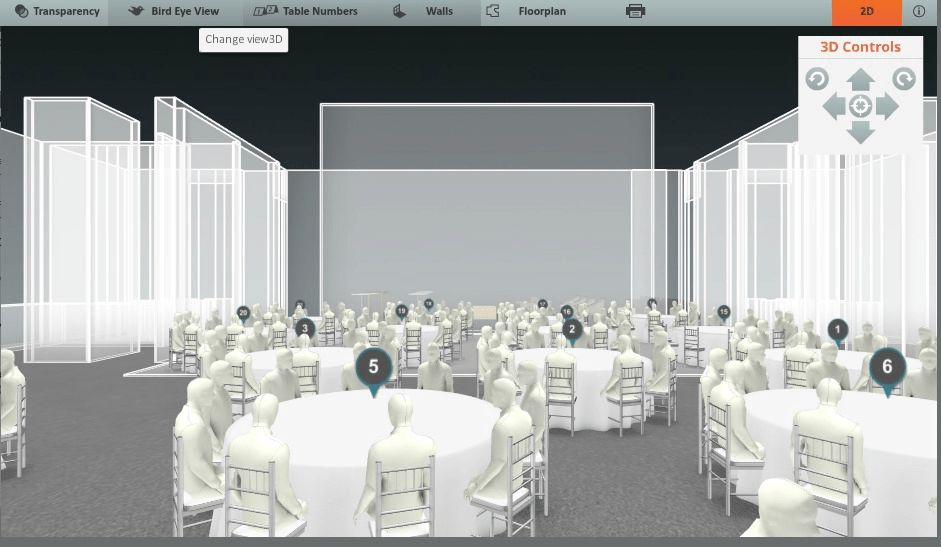 Create Your Wedding Seating Chart With AllSeated