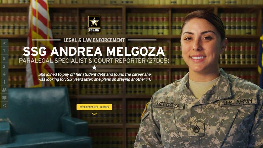 U.S. Army - Beyond The Uniform — MATT NUZZI - ACD