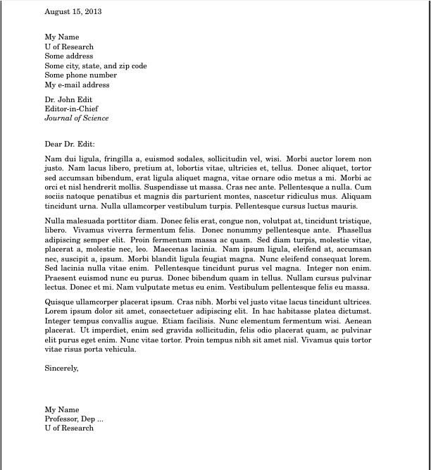 Cover Letter For Resume Cover Letter For A Resume Closing A Cover ...