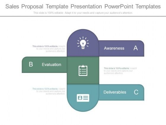 Sales Proposal Template Presentation Powerpoint Templates ...