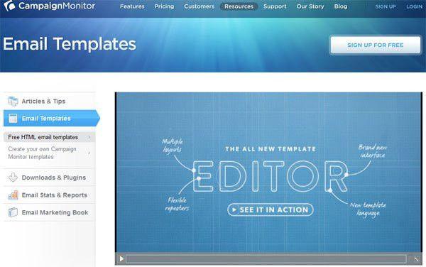 10 Best Newsletter Templates Resources | Design3edge.com