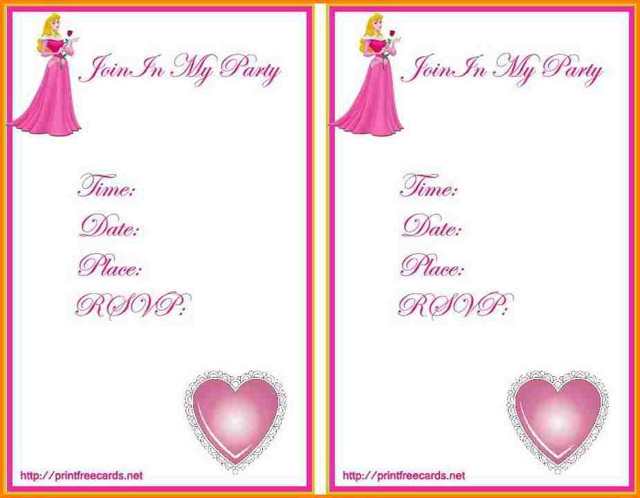 12+ free printable birthday invitations templates   artist resume