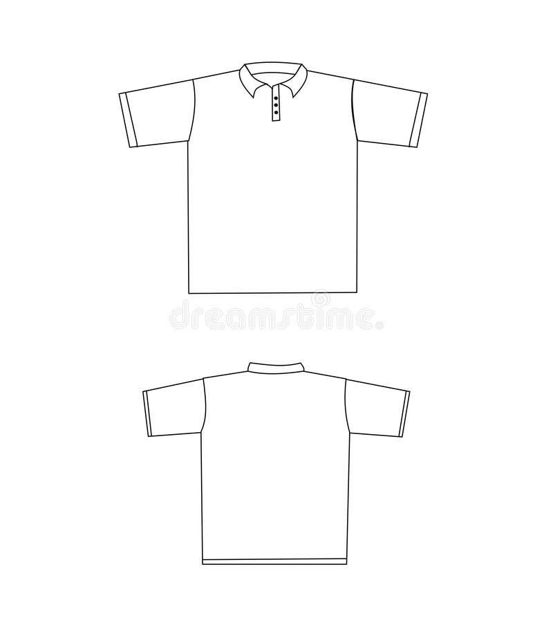 T Shirt Design Template Stock Images - Image: 18538124