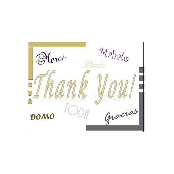 Thank You Postcards: Free Templates for Microsoft Publisher