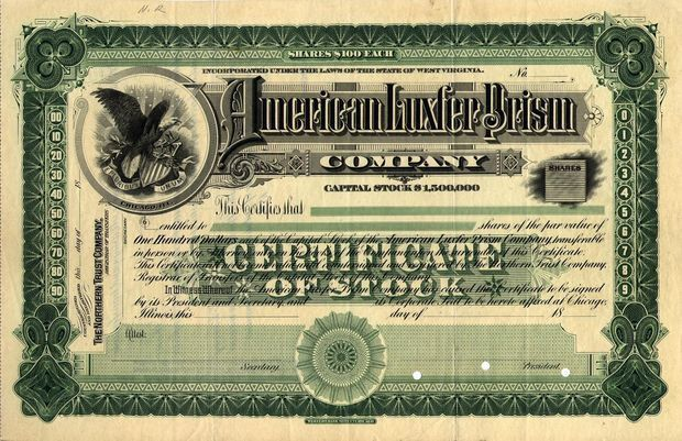 How to Find the Value of Your Old Stock Certificates: 4 Steps