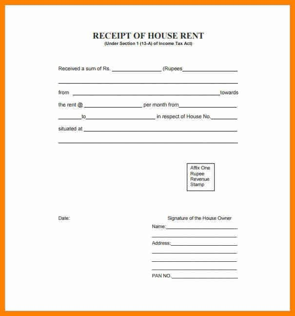 3+ rental receipt format in word | forklift resume