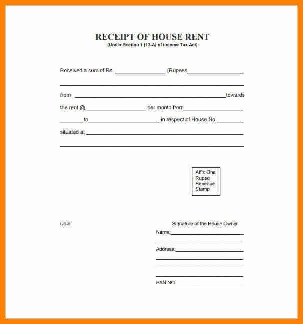3+ rental receipt format in word | forklift resume