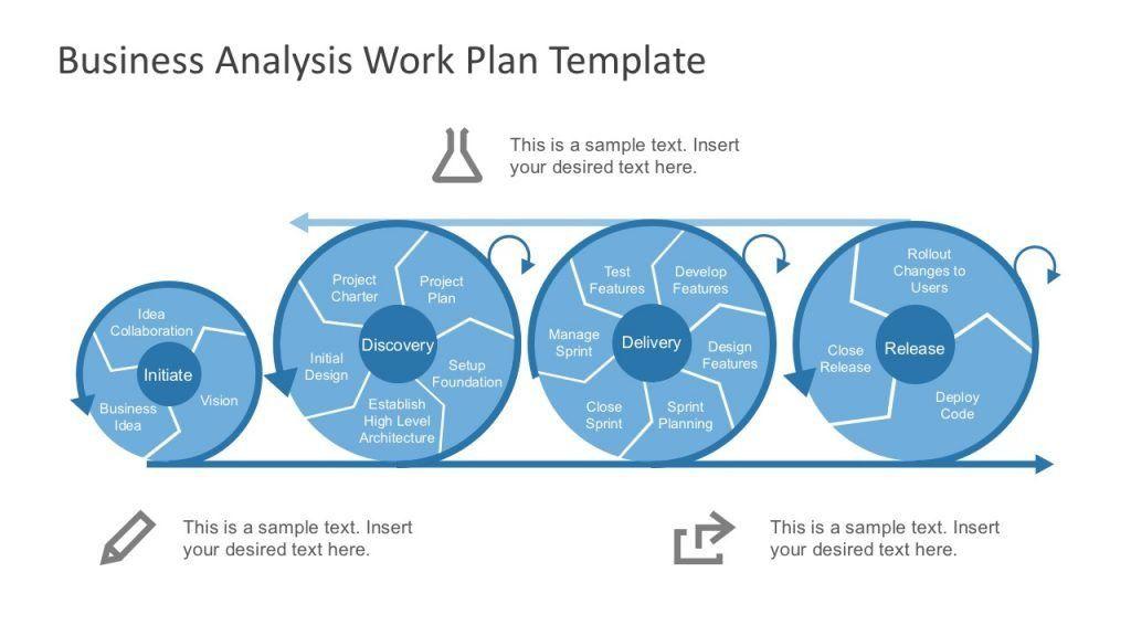 Download Free Business Analysis Work Plan Template : Selimtd