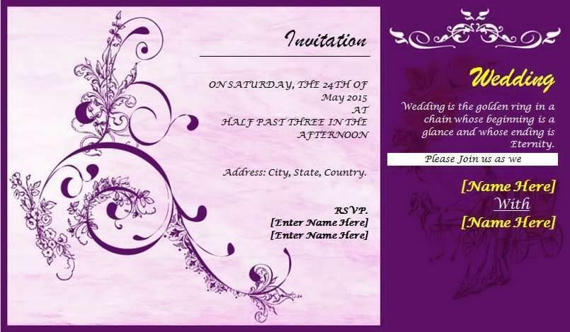 Create Printable Invitations Online Free | futureclim.info