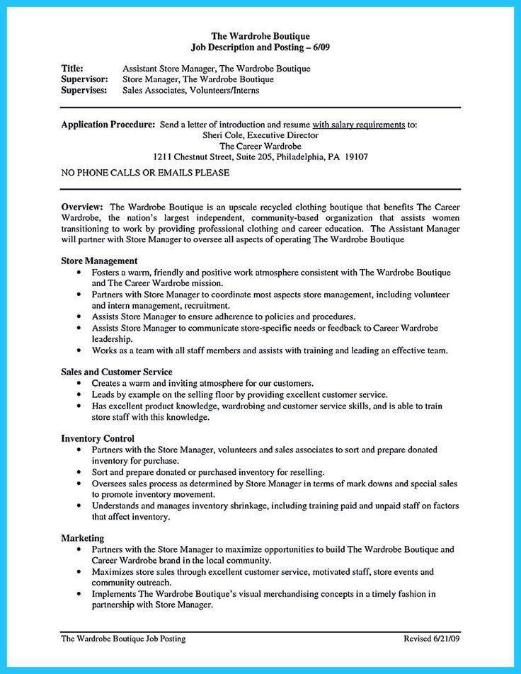 9 best sample resume images on Pinterest   Resume templates ...