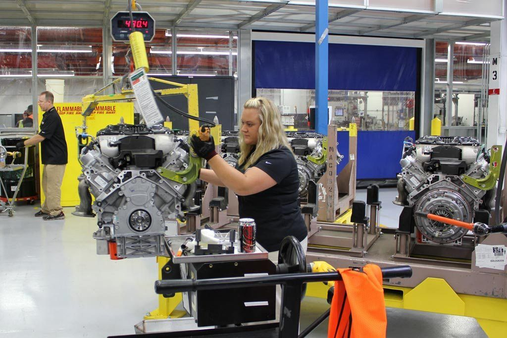 GM to Invest $44 Million and Create 36 New Jobs at the Corvette ...