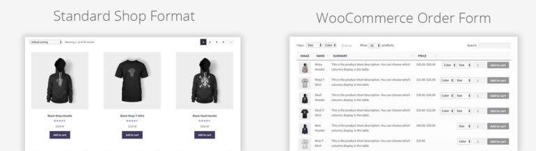 The Best WooCommerce Order Form Plugin | Barn2 Media