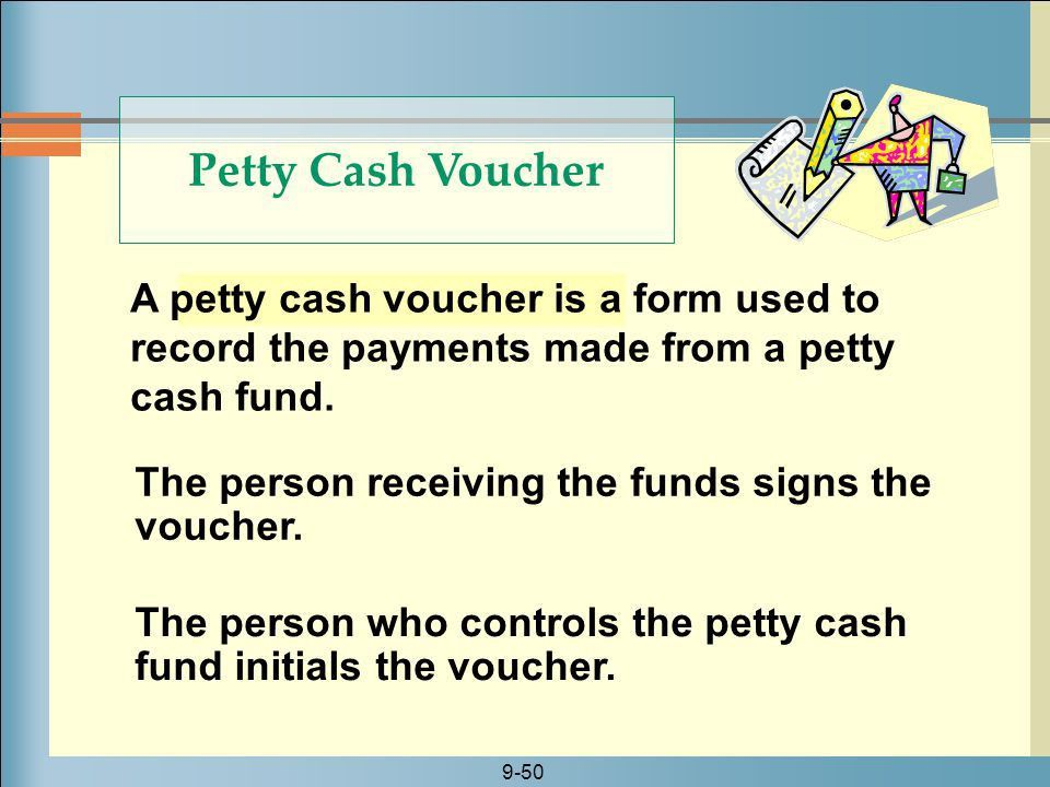 Petty Cash Voucher Definition | Jobs.billybullock.us