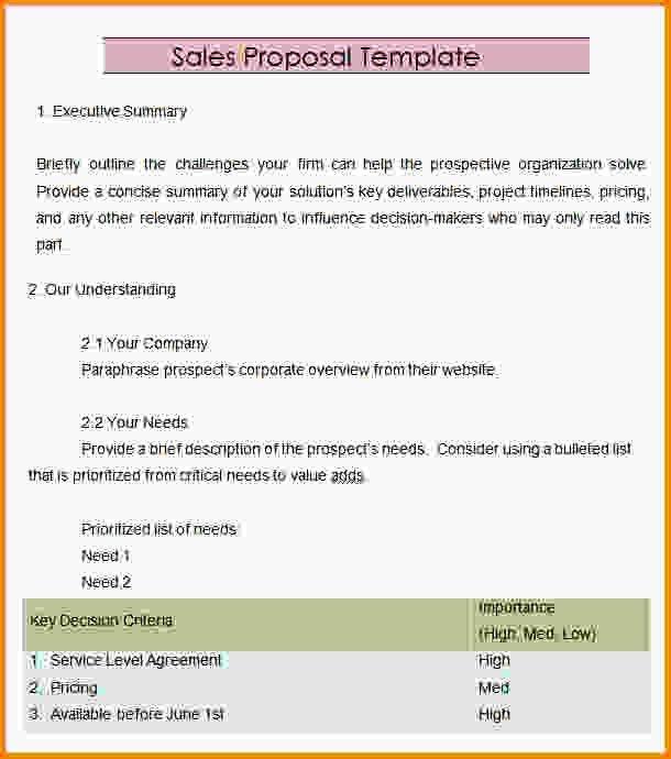 Sales Proposal Template.Product Sales Proposal PDF1.jpg - Letter ...