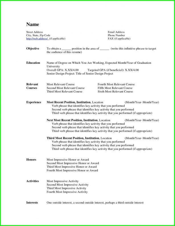Resume : Good Action Verbs Childcare Resume Templates Newest Jobs ...