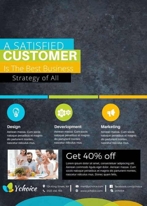 50+ Most Eye-catching Flyer Templates For Business Owner