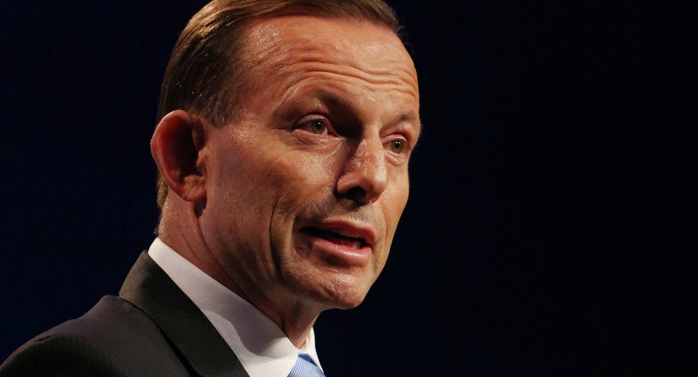 Australian Prime Minister Abbott Says Has 'No Objection' to ...