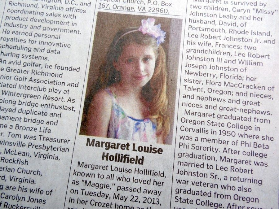 Accidental shooting: No charges filed in Crozet girl's death | The ...