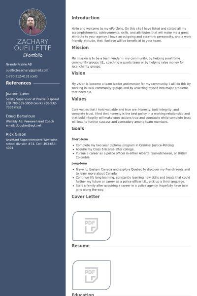 Driver Resume samples - VisualCV resume samples database
