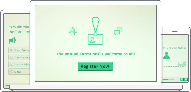 Create Standout Event Registration Forms [Free Template] | Typeform