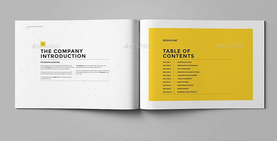 Brand Manual by egotype | GraphicRiver
