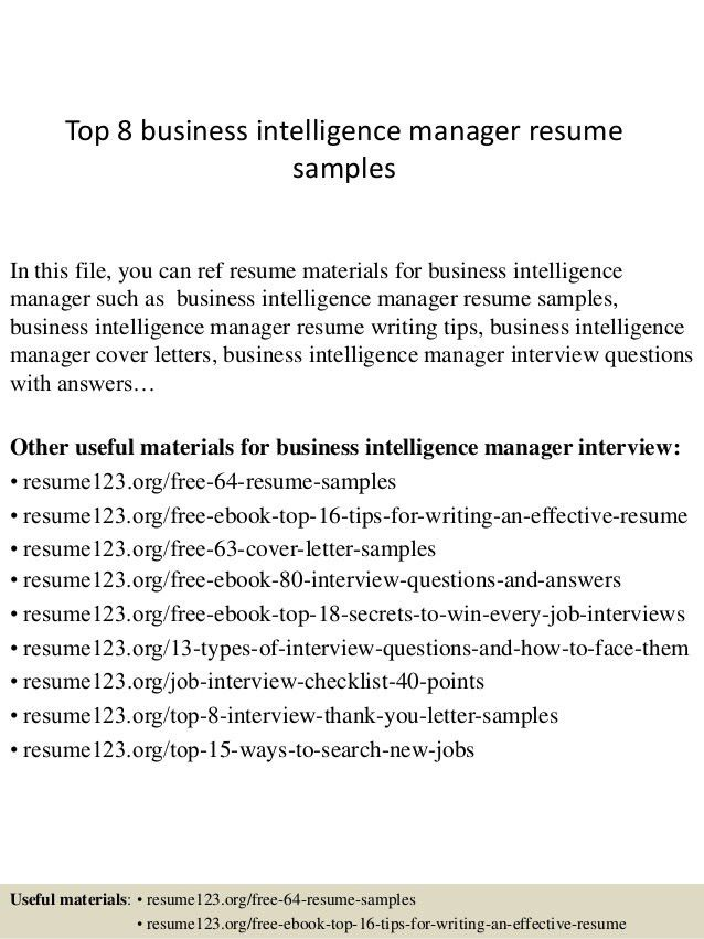 top-8-business-intelligence-manager-resume-samples-1-638.jpg?cb=1428677094