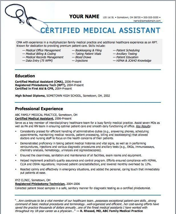 medical assistant cover letter examples with no experience best ...