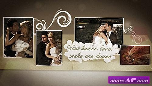 Wedding Album - After Effects Template (Bluefx) » free after ...
