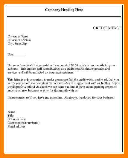 5+credit letter sample business | packaging clerks