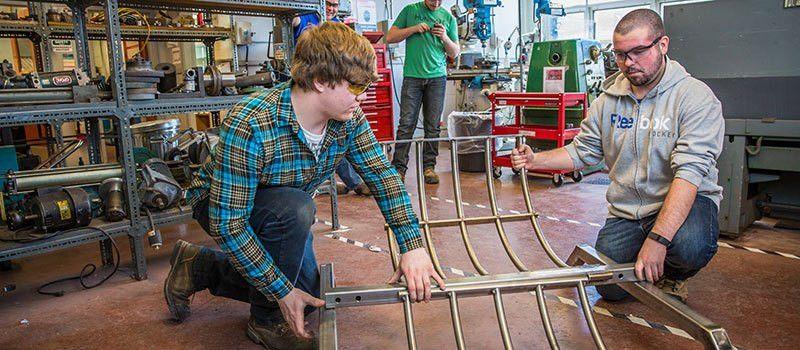 Nova Scotia Community College - Electro Mechanical Technician