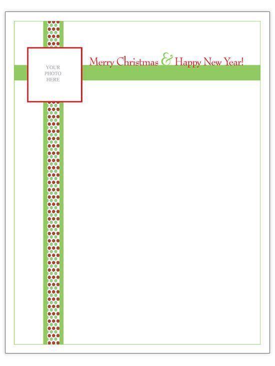 41 best Christmas Letter Printables images on Pinterest ...