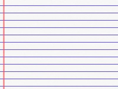 Lined Paper PPT Backgrounds | Education PowerPoint | Pinterest ...