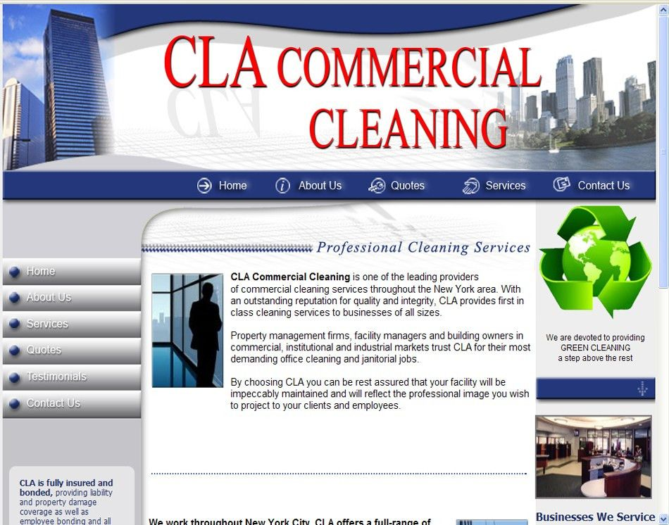 Eye-Catching Website Design Portfolio- Four Web Designs
