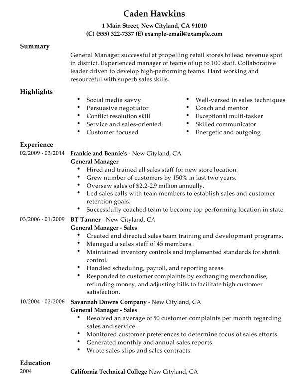 nanny resume objective proposal manager resume resume for nanny ...