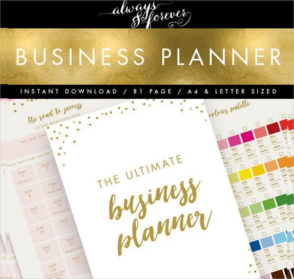 Business Plan Templates - 21+ Free PSD, AI, EPS, Vector Format ...